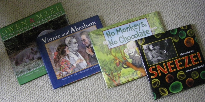 Nonfiction Picture Books